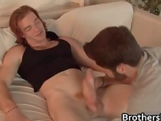 brothers hot boyfriend acquires pounder sucked