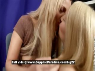 ingrid and larissa from sapphic erotica lesbian