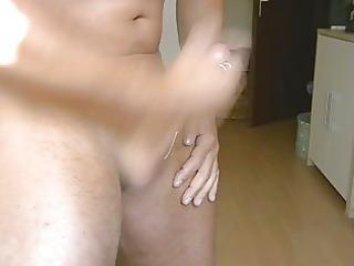 elegantes wichsen + piercing part 6