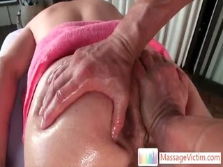dayton receives butthole oiled for massage 5 homo