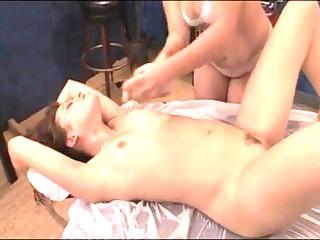 lesbian bukkake 2