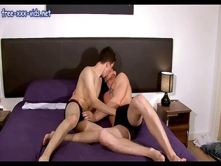 man-to-man gazoo banging and rod engulfing