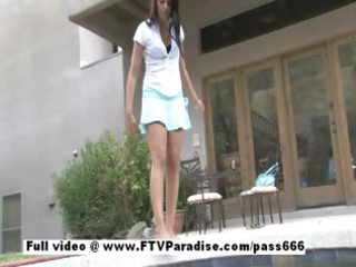 amazing gal claire dark brown hot beauty public