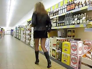 flashing in shop