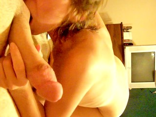 Private homemade sex tape with my ex