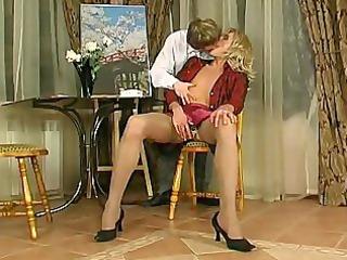 holder smokin shemale seduces juvenile chap