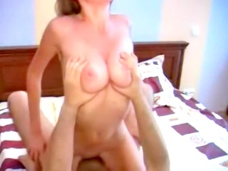 sexy non-professional pair fucking movie scene