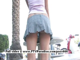 shanel from ftv hotties miniature playgirl public