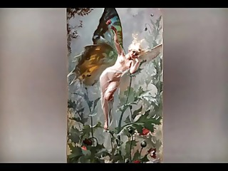 erotic paintings of luis ricardo falero