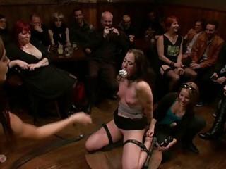 gals submit to sex serf