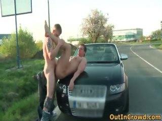 homosexual males begin having enjoyment in the
