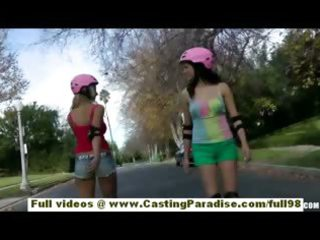 shyla jennings and natalie vegas blond and