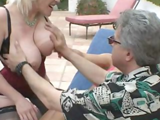 pussyman has ravishing golden-haired angels to