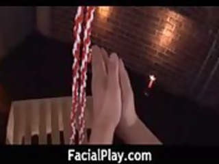 facial play - facial japan cumshots and bukkake 10