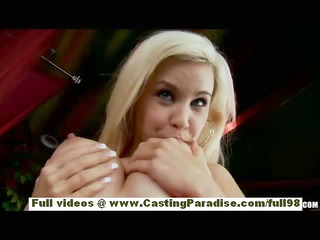 whitney taylor enchanting breasty golden-haired