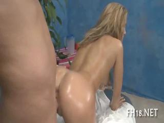 oriental massage video