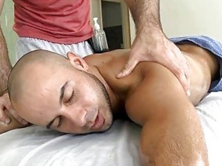 unfathomable tonguing for taut booty
