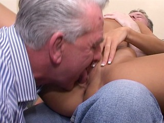 experienced lads fuck a juvenile sweetheart -