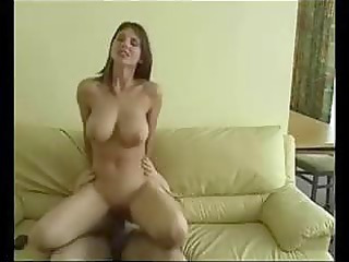 cute hotty plays with her milk cans in advance of