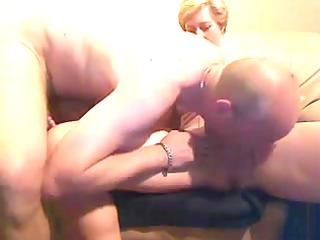 older pair exchanging oral sex sex