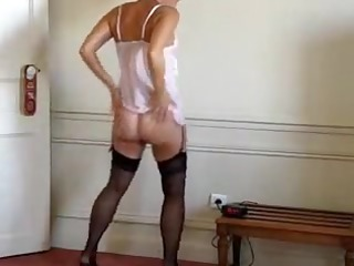ft video scene aged tries out several of her sexy