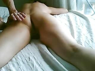 massage of backside