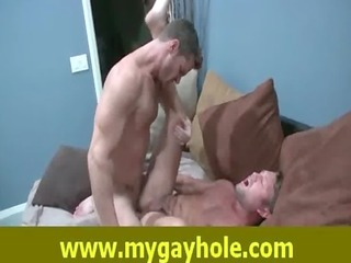 reliving the past - homosexual anal scene 11
