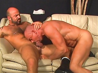 shaggy homosexual paramour anal plowed