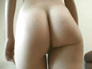nude butt walking