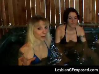 super lascivious s garb lesbo pool party sex
