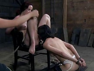 lusty facial punishment for cutie