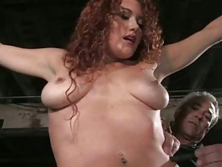french beauty tied and double permeated