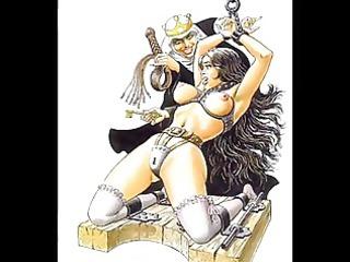 gorgeous erotic sadomasochism art