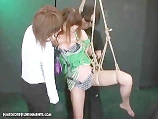 Japanese Bondage Sex - Hardcore BDSM Punishment