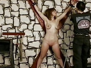 hottie severely punished