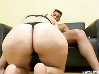 jock slurping breasty big beautiful woman luana