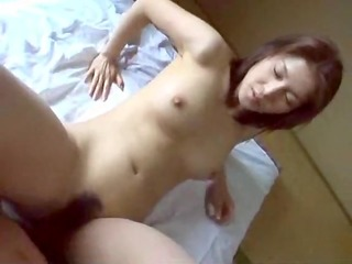 japanese rions intimate snatch & creampie