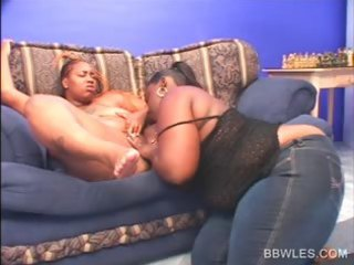 lesbo big beautiful woman swarthy acquires love