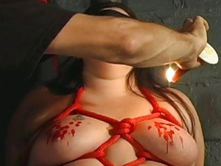 punishment for sexy captive