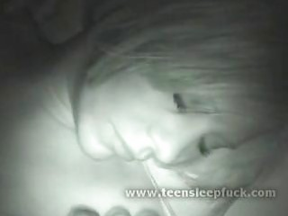 cute teenie sleeping sex