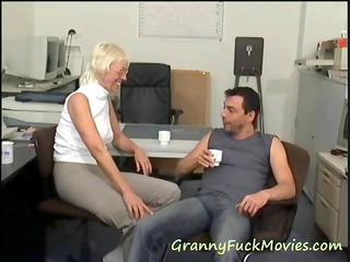 see sexy granny porn