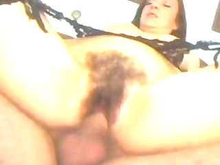 gina rome had a good bushy cookie fuck in her