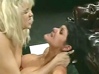 jeanna fine lesbian double penetration anal dick