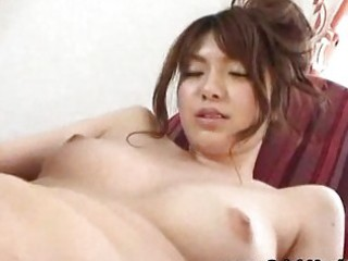 japanese cutie jun cunt analcreampie