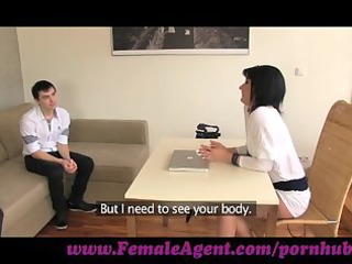 femaleagent. mother i casts youthful nervous chap