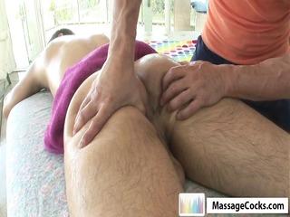 leeds oily massage glad ending!p8