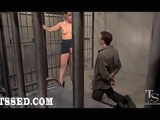 guardian ladyman blow job in prison