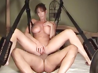 d like to fuck and her sex swing