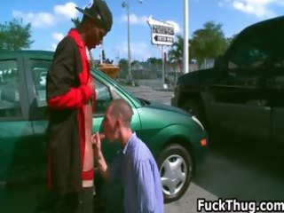 hot ghetto hunk acquires outstanding oral