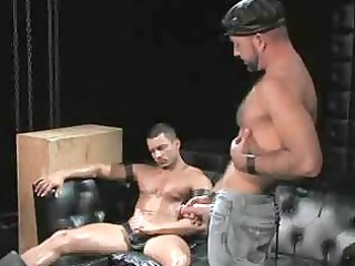 angelo marconi drilled by curly dad josh west